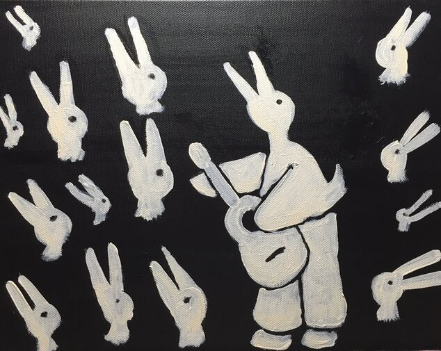 Wittgenstein Duck Rabbits Performing and Listening